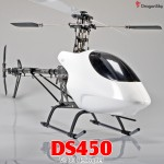 DragonSky 450 V2 3D Helicopter Kit
