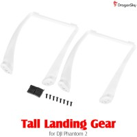 DragonSky (DS-P2-TLG-W) Tall Landing Gear for DJI Phantom 2 (White)