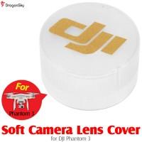 DragonSky Soft Camera Lens Cover for Phantom 3