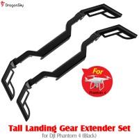 DragonSky (DS-P4-LGEX-BK) Tall Landing Gear Extender Set for DJI Phantom 4 (Black)