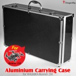 DragonSky Aluminium Carrying Case for WALKERA Runner 250