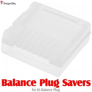 DragonSky (DS-XH-ABCLIP-6S) Balance Plug Savers for 6S Balance Plug