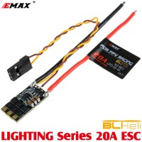 EMAX Lighting Series 20A ESC BLHeli Active Braking and Oneshot Support