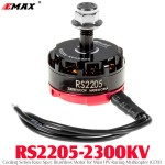 EMAX (RS2205-2300KV) Cooling Series Race Spec Brushless Motor for Mini FPV Racing Multicopter (CCW)