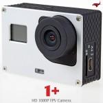 HAWK-EYE Aerial Video Technology (HEAVT-1+) 1+ HD 1080P FPV Camera