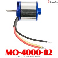 Dragonsky (MO-4000-02) 4000 KV Brushless Motor