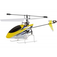 Nine Eagles (NE-30226024021) 4CH SOAR PRO V2 (SOLO PRO V-260A) Micro Helicopter without transmitter (Yellow) - 2.4GHz