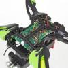 Nine Eagles (NE-MASF24-G-M1) MOLA M24 6 Axis Gyro 4CH FPV Mini Quadcopter with HD 720P Camera and JFQ Transmitter RTF (Green, Mode 1) - 2.4GHz