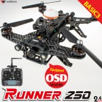WALKERA Runner 250 FPV Racing Quadcopter RTF BASIC3