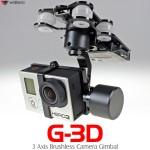 WALKERA G-3D 3 Axis Brushless Camera Gimbal