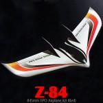 Wing Wing (WW-Z-84-KIT-R) Z-84 845mm EPO Airplane Kit (Red)