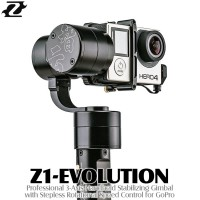 ZhiYun Z1-Evolution Professional 3-Axis Handheld Stabilizing Gimbal with Stepless Rotational Speed Control for GoPro