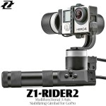 ZhiYun Z1-Rider2 Multifunctional 3-Axis Stabilizing Gimbal for GoPro