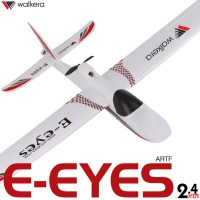 WALKERA E-eyes 7CH Brushless Airplane without FPV HD Camera and Transmitter ARTF - 2.4GHz