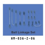 Walkera (HM-036-Z-06) Ball Linkage Set
