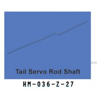 Walkera (HM-036-Z-27) Tail Servo Rod Shaft