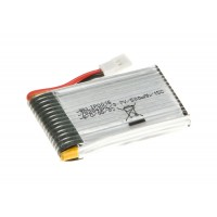 Walkera (HM-4#3B-Z-42) Battery (3.7V 500mAh) (Upgraded to Brushless Version)
