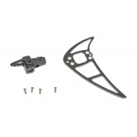 Walkera (HM-4G3-Z-45) Tail Motor Holder (Upgraded to Brushless Version)