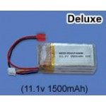 Walkera (HM-60B-Z-46) Li-Po battery (11.1V 1500mAh)