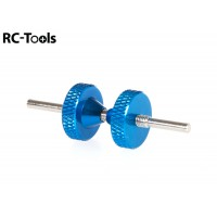 RC Tools (RCT-BB003) 3mm Blade Balancer