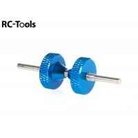 RC Tools (RCT-BB003) 3mm Blade Balancer