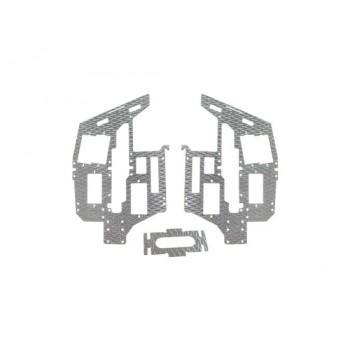 Skyartec (WH4-063) Fiberglass Airframe Side Shelf SetDiscontinue Parts