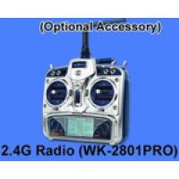 Walkera (HM-4#6-Z-38) 2.4G Transmitter (WK-2801PRO)