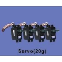 Walkera (HM-083(2801)-Z-45) Servos (20g)