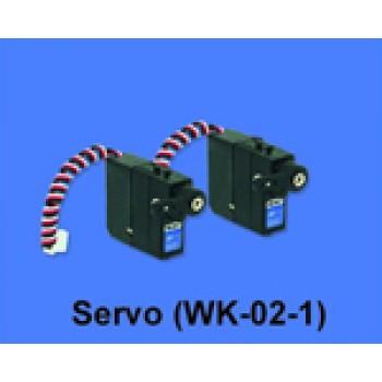 Walkera (HM-4G6-Z-33) Servo (WK-02-1)Walkera V120D02S Parts