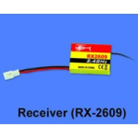 Walkera (HM-4G6-Z-39) 2.4G Receiver (RX2609)