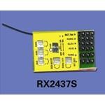 Walkera (HM-CB180Z-Z-26) 2.4G Receiver (RX2437S)