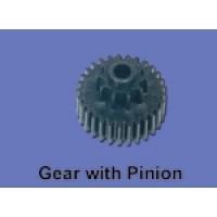 Walkera (HM-LAMA3-Z-32) Gear With Pinion