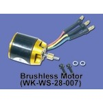 Walkera (HM-LAMA3-Z-57) Brushless Motor (WK-WS-28-007)