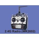 Walkera (HM-LAMA3-Z-60) 2.4G Radio (WK2602)