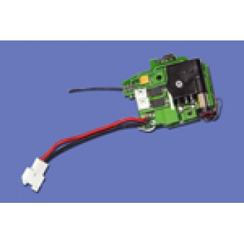 Walkera (HM-LM100D02-Z-06) Receiver(RX2447)Walkera LM100D02 Parts