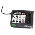 Walkera (HM-Master-CP-Z-26) Receiver(RX2637H-D)