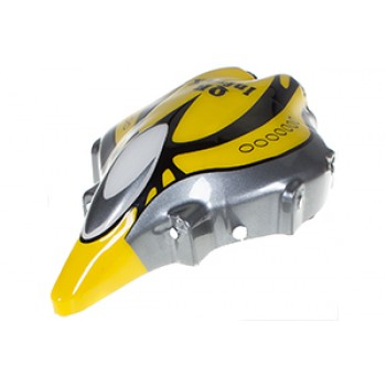 WALKERA (HM-QR-InfraX-Z-07-BY) Canopy without infrared (Black-Yellow)Walkera QR InfraX Parts