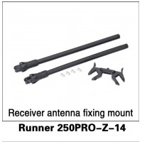 WALKERA (Runner 250PRO-Z-14) Receiver antenna fixing mount