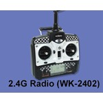 Walkera (HM-UFLY-Z-38) 2.4G Transmitter (WK-2402)