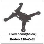 Walkera (Rodeo 110-Z-09) Fixed board(below)