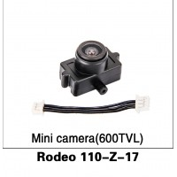 Walkera (Rodeo 110-Z-17) Mini camera(600TVL)