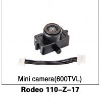 Walkera (Rodeo 110-Z-17) Mini camera(600TVL)