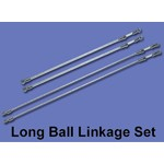 Walkera (HM-YS8001-Z-14) Long Ball Linkage Set