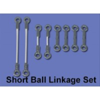 Walkera (HM-YS8001-Z-15) Short Ball Linkage Set