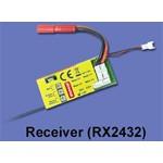 Walkera (HM-YS8001-Z-27) 2.4G Receiver (RX2432)