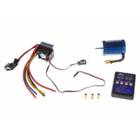ZTW (ZTWSL35A+10T) 35A Sensorless Brushless ESC Combo with 10T Sensorless Motor and Setup Card